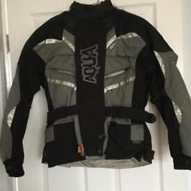 Frank Thomas ladies motorcycle jacket
