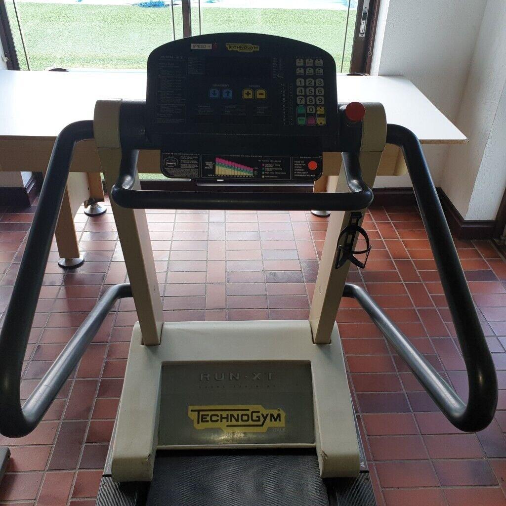 Treadmill - Technogym Ex Commercial