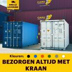 Opslagcontainers & Zeecontainers Kopen | CARU Containers