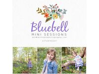 { Bluebell Photography Sessions }