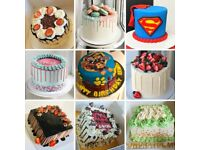 Premium Quality Birthday/Party Cakes on Sale