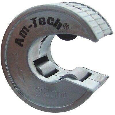 22mm Plumbers Pipe Tube Cutter Plastic Copper Speedfit Water Gas Tubular Slice