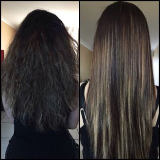 Keratin smoothing treatment from $80 Lansvale Liverpool Area Preview