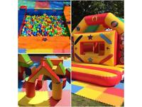 Little Free Spirits - Bouncy Castle and Soft Play Hire
