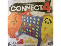 Connect 4 game, brand new