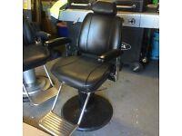 Belmont barbers chair