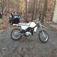 MFC dirt bike for sale