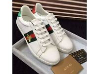 Real Gucci Trainers - UK Size 3-11
