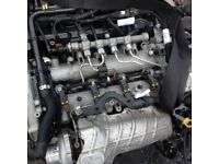 2009-2014 VAUXHALL INSIGNIA 2.0 CDTi A20DT ENGINE COMPLETE WITH ANCILLARIES 62,000 MILEAGE ONLY