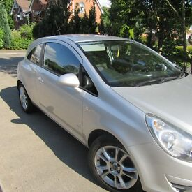 Vauxhall Corsa 09 1.2 SXi Petrol