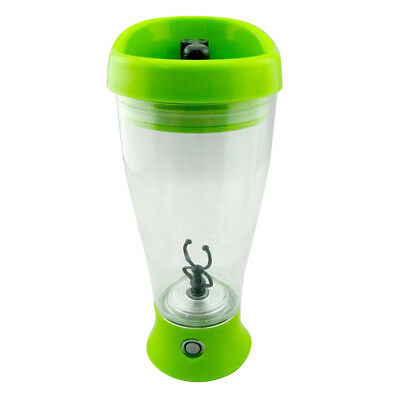 - 1pc Automatic Protein Powder Shaker Mixer Blender Cup Bottle Vortex Mixer