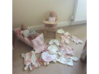 Baby Annabelle collection.