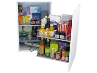 Kesseböhmer RH Magic Corner Cabinet Storage, to fit 900-1000mm