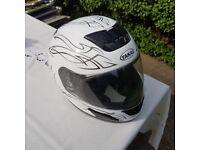 Motorbike helmet takai