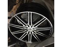 BMW 1 alloy 2 wheels 3 4 5 6 7 8 z3 z4 series X1 X3 X4 X5 18 inch