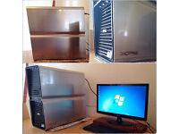 Dell XPS - Gaming PC - Nvidia 7950 GX2 & LG 22 Inch Full HD Monitor - £3500 RRP