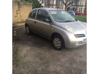 NISSAN MICRA 1.2 ltr * LOW MILEAGE ** LONG MOT GOOD RUNNER**ideal for new driver easy to drive MUST