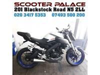 Yamaha MT 2014 125cc excellent condition (WE HAVE PCX YBR CBF CBR FORZA NMAX XMAX)