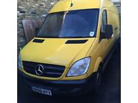 MERCEDES BENZ SPRINTER 2009 311 CDI 2.2