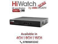 Hikvision 1080P Full Turbo-HD TVI DVR - LATEST 2017