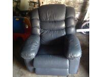Lazy boy reclining chair