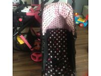 Cosatto Stroller (reduced must go )