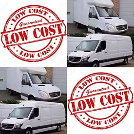 Man and van cheap and reliable call now!!