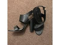 New looks black Heels