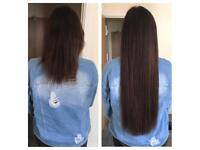 Russian hair extensions*No waiting*Mobile
