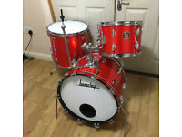 Refurbished Vintage Beverley Shell Pack/Drum Kit