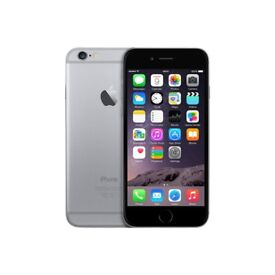 iPhone 6 16Gb with its box in perfect condition