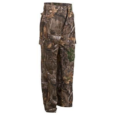 (King's Camo Kids Realtree Edge Classic Cotton Six Pocket Pants)