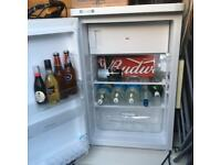 Fridge with small freezer - perfect condition! £80 - open to sensible offers!