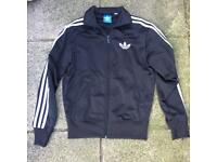 Adidas black firebird jacket size xs