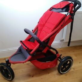 Phil & teds buggy