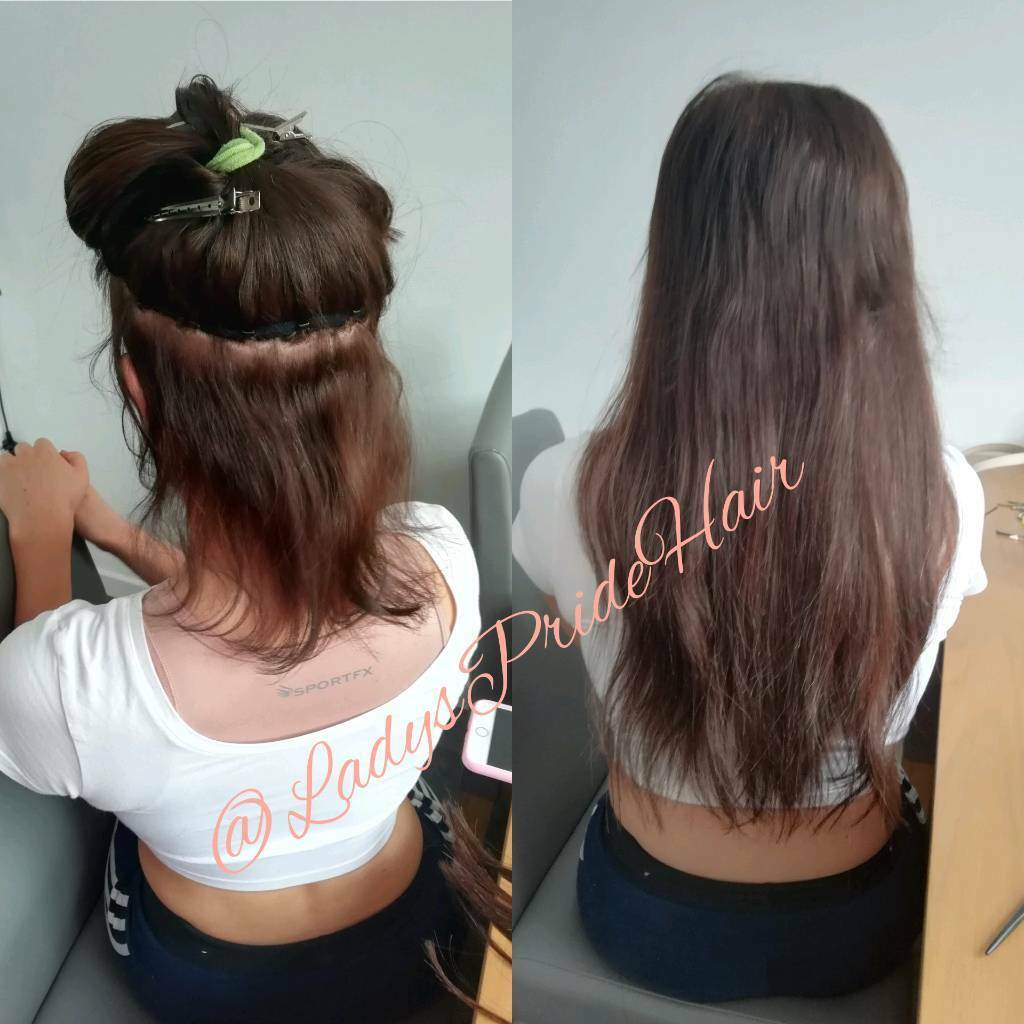 Hair Extensions Leicester La Weave Micro Nano Rings Fusion Mobile