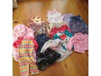 Girls 12-18month clothing bundle