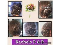 Wedding Hair, Make Up , nails, proms many more