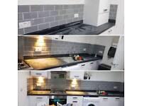 Tiling plumbing