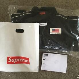 New supreme freighter jacket
