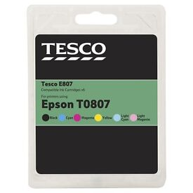 Replacement ink cartrideges for Epson printer