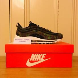 Nike Air Max 97 Premium QS Country Camo UK Size UK 10.5 (United Kingdom)