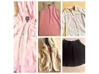 Girls clothes age 12 13