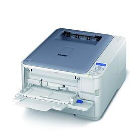 OKI C531dn / A4 colour laser printer / Double sided