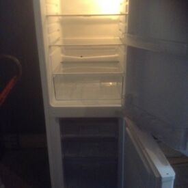 Fridge freezer one year old ,£95.00