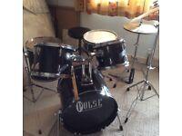 Pulse full drum set