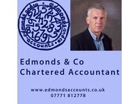 Qualified Accountant (Accounts, Tax Returns, Quickbooks certified)