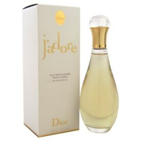 j'adore HUILE SECHE SATINEE POUR LE CORPS DRY SILKY BODY OIL