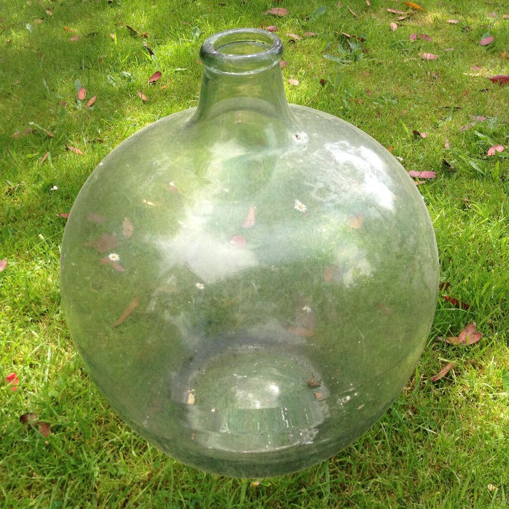 Large Glass Bottle Garden Glass Designs