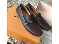 100% genuine Louis Vuitton mens loafers